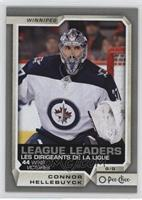 League Leaders - Connor Hellebuyck