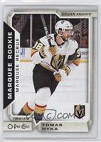 Marquee Rookies - Tomas Hyka
