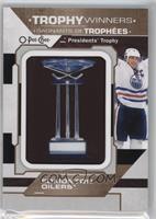Presidents' Trophy - Edmonton Oilers Team