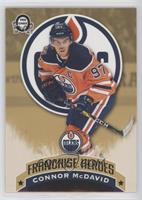Connor McDavid , Wayne Gretzky [EX to NM]