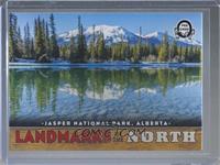 Photo Variation - Jasper National Park (Mirror Reflection)