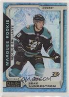 Marquee Rookies - Isac Lundestrom #/79