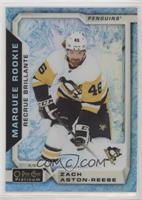 Marquee Rookies - Zach Aston-Reese #/79