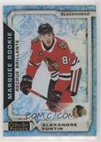 Marquee Rookies - Alexandre Fortin /79