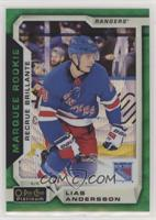 Marquee Rookies - Lias Andersson #/10