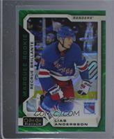 Marquee Rookies - Lias Andersson [Mint or Better] #/10