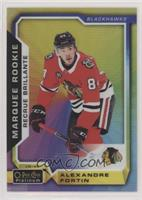 Marquee Rookies - Alexandre Fortin