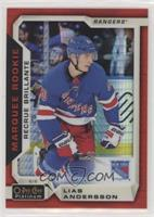 Marquee Rookies - Lias Andersson #/199