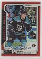 Marquee Rookies - Isac Lundestrom #/199