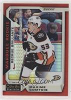 Marquee Rookies - Maxime Comtois #/199
