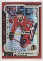 Marquee Rookies - Alexandre Fortin /199