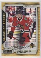 Marquee Rookies - Alexandre Fortin /50