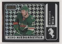 Nino Niederreiter #/25