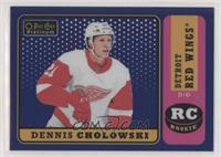 Dennis Cholowski #/149