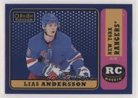 Lias Andersson #/149