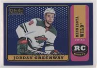Jordan Greenway #/149