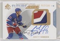 Brett Howden #/100