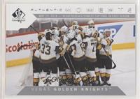 Authentic Moments - Vegas Golden Knights