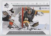 Authentic Moments - Marc-Andre Fleury