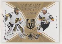 Franchise Icons - Marc-Andre Fleury, Alex Tuch #/199