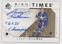 Larry Hillman (