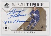 Larry Hillman