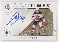 Miles Wood