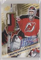 Legends - Martin Brodeur #/10