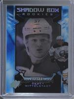 Shadow Box Rookies - Casey Mittelstadt [Noted] #/298