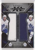 Tier 1 - Auston Matthews, Mitch Marner /199