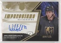 Tier 2 - William Karlsson /125