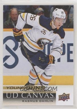 2018-19 Upper Deck - [Base] - Canvas #C239 - Young Guns - Rasmus Dahlin