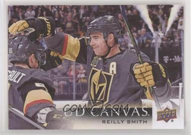 2018-19 Upper Deck - [Base] - Canvas #C83 - Reilly Smith