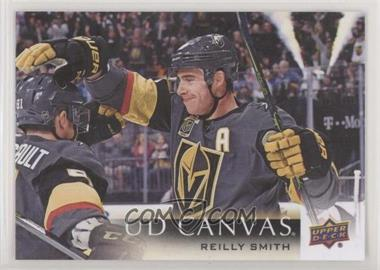 2018-19 Upper Deck - [Base] - Canvas #C83 - Reilly Smith