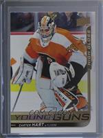 Young Guns - Carter Hart #/10
