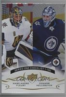 Marc-Andre Fleury/Connor Hellebuyck CL