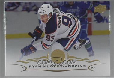 2018-19 Upper Deck - [Base] - Silver Foil #70 - Ryan Nugent-Hopkins