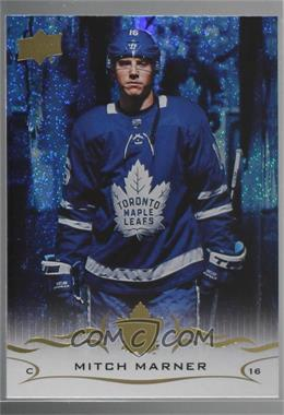 2018-19 Upper Deck - [Base] - Speckled Rainbow Foil #171 - Mitch Marner