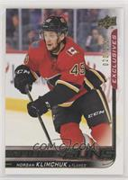Young Guns - Morgan Klimchuk #/100
