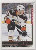 Young Guns - Max Comtois #/100
