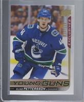Young Guns - Elias Pettersson [Mint or Better] #/100