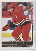 Young Guns - Nicolas Roy #/100