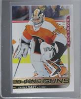 Young Guns - Carter Hart /100 [Mint]