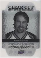 Peter Forsberg #/100