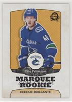 Marquee Rookies - Elias Pettersson