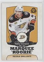 Marquee Rookies - Kiefer Sherwood