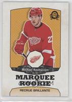 Marquee Rookies - Michael Rasmussen