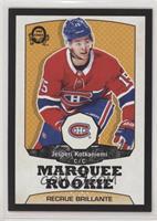 Marquee Rookies - Jesperi Kotkaniemi #/100