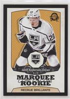 Marquee Rookies - Jaret Anderson-Dolan #/100