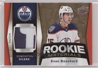 Evan Bouchard #/25